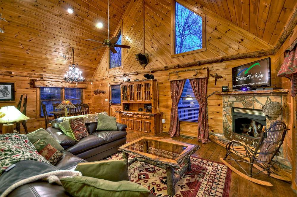 rentals ga cabin of blue pro rental smaller in cabins lodge ridge timber