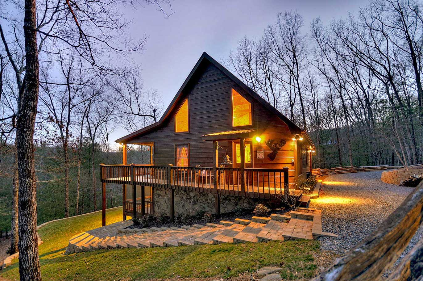 Big Buck Lodge Escape To Blue Ridge