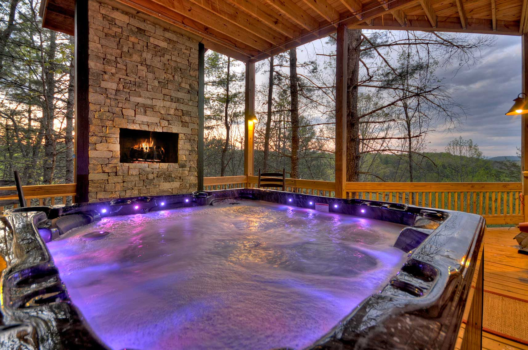 Stone Pine Lodge Escape To Blue Ridge